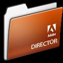 , Adobe, Director, Folder Icon