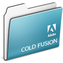 , Adobe, Cold, Folder, Fusion Icon