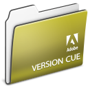 Adobe, Cs, Cue, Folder, Version Icon