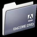 , Adobe, Dvd, Encore, Folder Icon