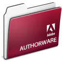 , Adobe, Authorware, Folder Icon