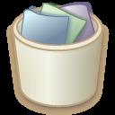 Full, Recyclebin Icon