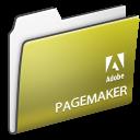, Adobe, Folder, Pagemaker Icon