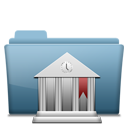 Folder, Libary Icon