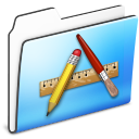 Applications, Folder, Smooth Icon