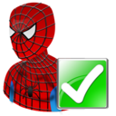 Ok, Spiderman Icon