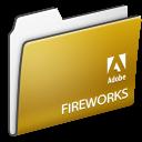 , Adobe, Fireworks, Folder Icon