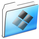 And, Folder, Sharing, Smooth, Windows Icon