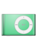 Green, Ipod, Shuffle Icon