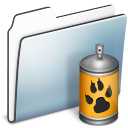 Graphite, Sidebar, Smooth, Spray Icon