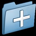 Blue, New Icon