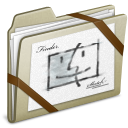 Lightbrown, Sketch Icon