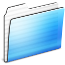 Folder, Generic, Stripe Icon