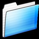 Folder, Generic, Stripe Icon