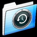 Folder, Stripe, Timemachine Icon