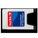 Compactflash, Sandisk Icon