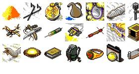 Arrakis Icons