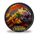 Dance, Kog'Maw, Lion Icon