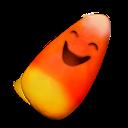 Corn, Halloween, Happy Icon