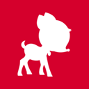Christmas, Icon, Reindeer Icon