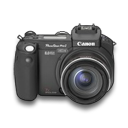 Powershot, Pro Icon