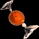 Bonbon, Orange Icon