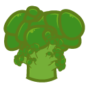 Broccoli, Icon Icon