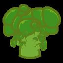 Broccoli, Icon Icon