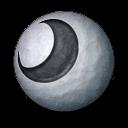 Moon, Orbz Icon