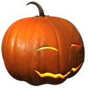Pumpkin, Smile Icon