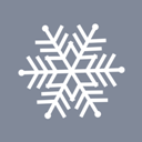 Christmas, Icon, Snowflake Icon