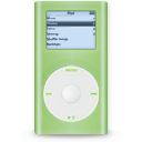 2g, Green, Ipod, Mini Icon