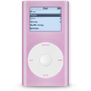 2g, Ipod, Mini, Pink Icon