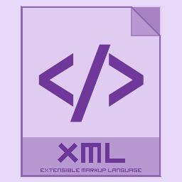 Icon, Xml Icon