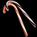 Cane, Orangeblack Icon