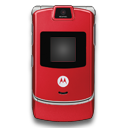 Product, Razr, Red Icon