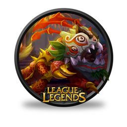 Dance Kog Maw Lion Icon Download Free Icons