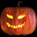 Evil, Pumpkin Icon