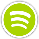 Client, Icon, Spotify Icon
