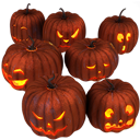 All, Pumpkins Icon