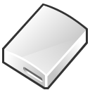 External, Hdd Icon