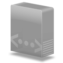 Drive, Nc, Network Icon