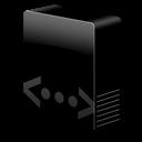Drive, Nc, Network Icon