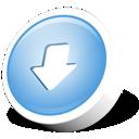 Arrow, Down, Icontexto, Webdev Icon