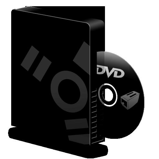 Burner, Dvd, Firewire Icon