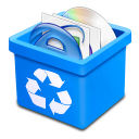 Aqua, Dsquared, Full, Trash Icon