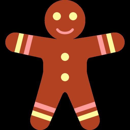 Gingerbread, Men Icon