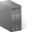 Server, Vista Icon