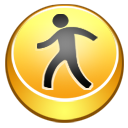 Badge, Shared Icon