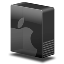 Drive, Mac, System Icon